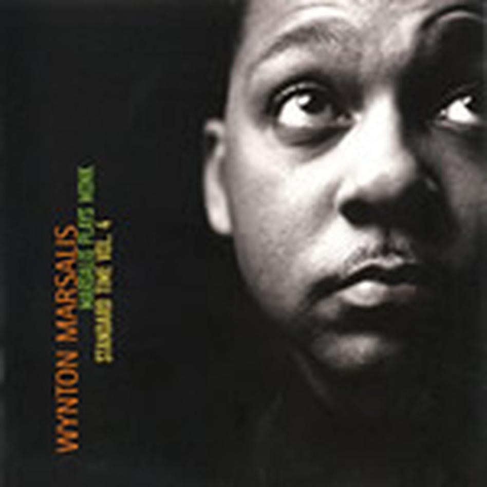 Standard Time Vol. 4: Marsalis Plays Monk