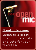 hear great unknown artists