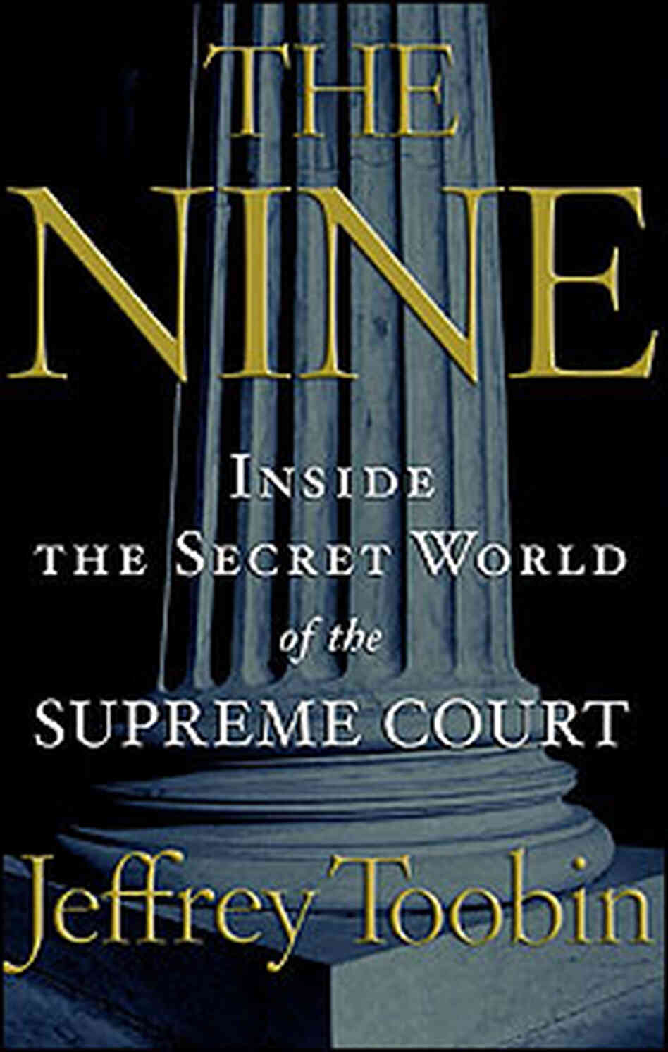 Book cover: 'The Nine'