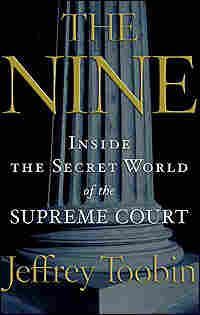"Toobin's book ""The Nine"""