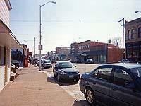 Lawler Street, Postville, Iowa