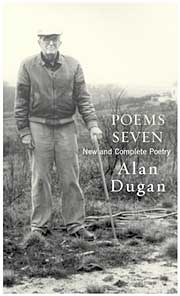Cover of Alan Dugan's Poems Seven
