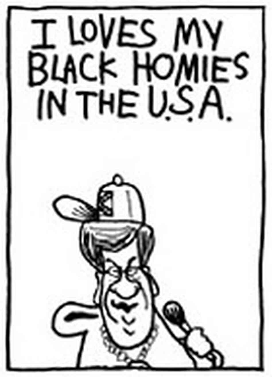 Love la cucaracha comic strip