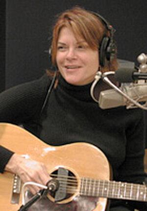 Rosanne Cash in NPR's Studio 4A