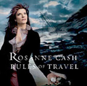 CD cover for 'Rules of Travel'