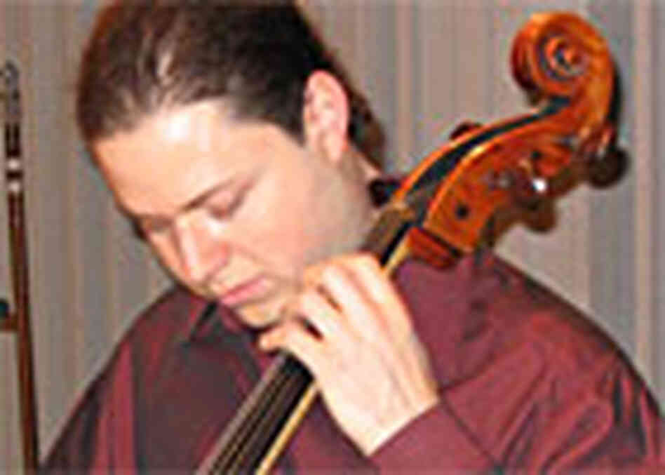 Cellist Matt Haimovitz in NPR's Studio of 4A