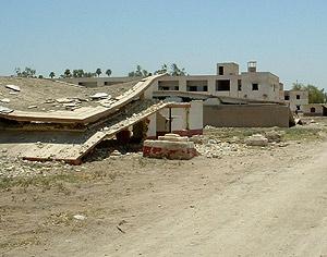 Flattened Base in Hillah
