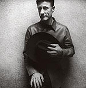 Singer Lyle Lovett