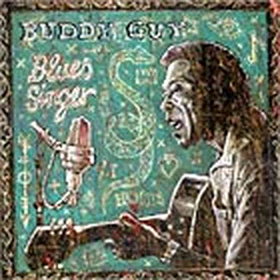 'Blues Singer' CD cover