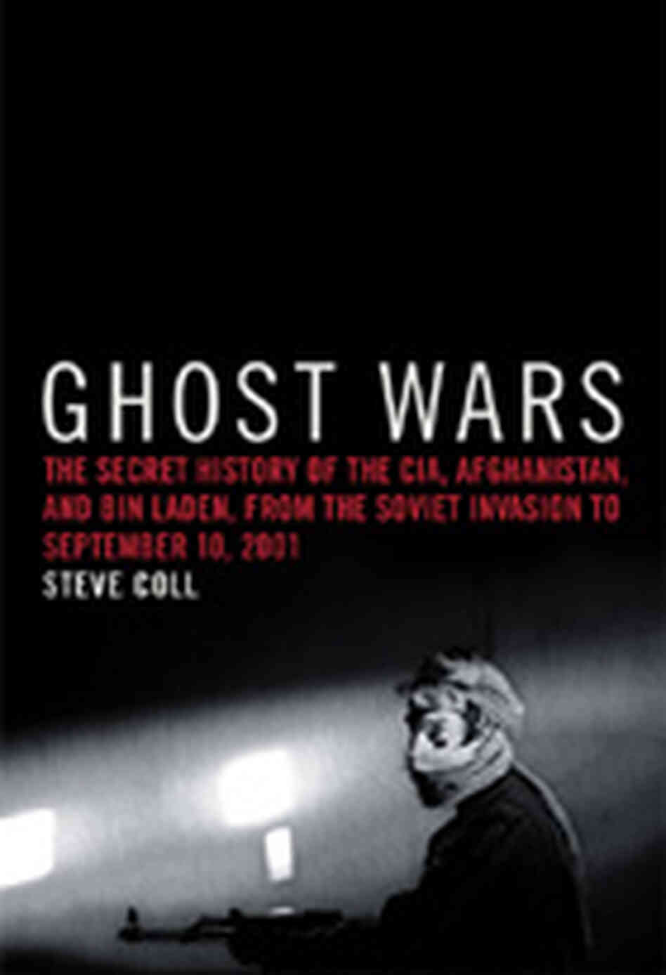 Cover of 'Ghost Wars'