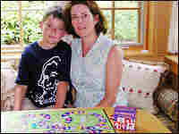 Neil McCalmont and his mother, Gina.