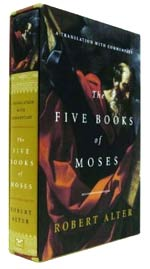 'The Five Books of Moses,' translated by Robert Alter