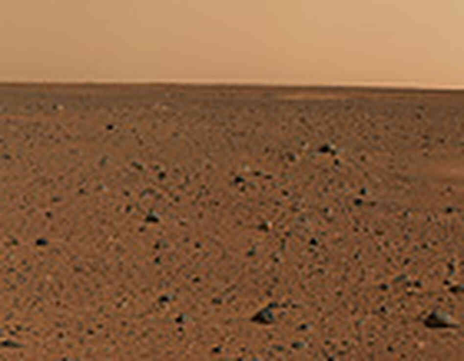 Second Rover Goes to Work on Mars : NPR