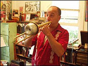 Jazz trumpeter Steven Bernstein