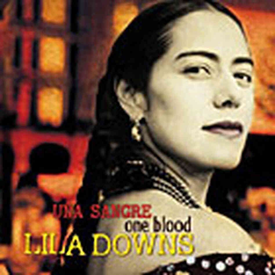 CD cover of 'Una Sangre (One Blood)'