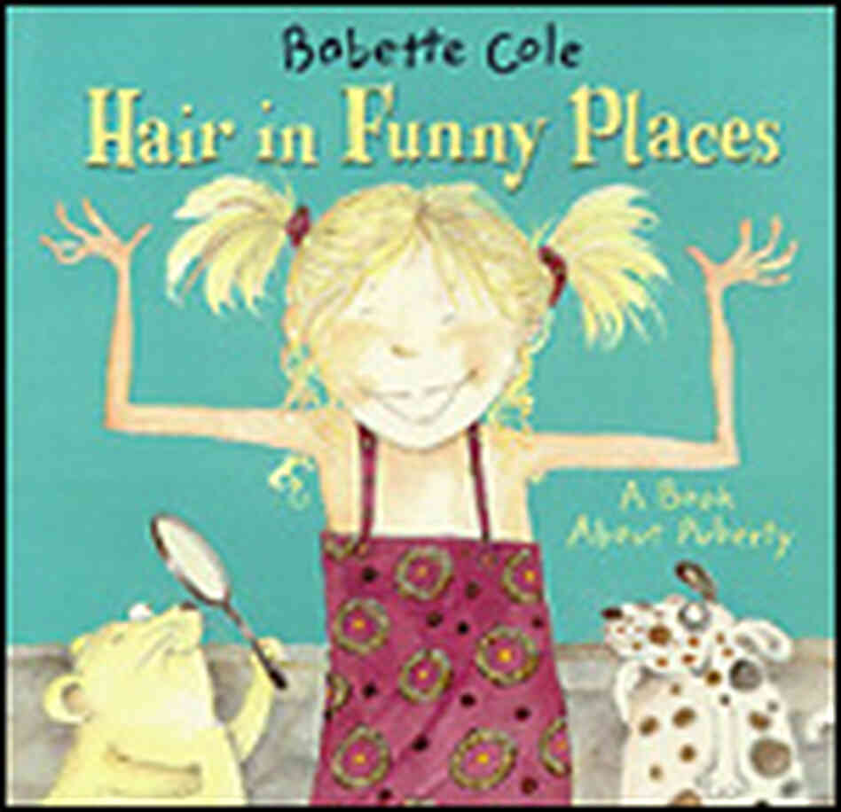 'Hair in Funny Places' by Babette Cole