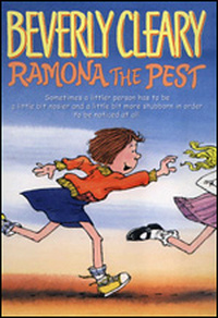 'Ramona the Pest' by Beverly Cleary