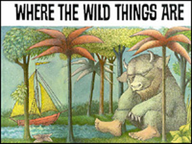 'Where the Wild Things Are' by Maurice Sendak
