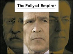 Detail from the cover of 'The Folly of Empire'
