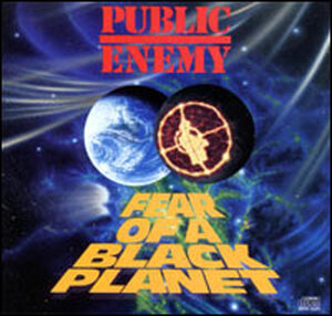 Public Enemy's 1989 album Fear of a Black Planet is among the newest recordings added to the list.