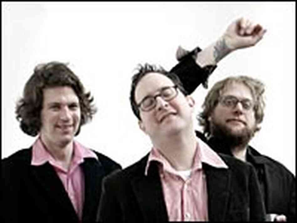 The Hold Steady, group photo