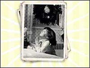Detail from the cover of Christine Rosen's memoir