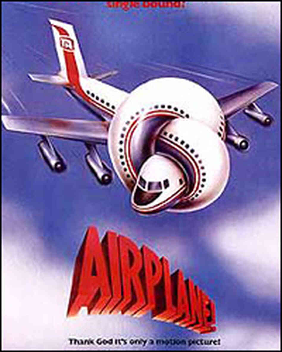 airplane at 25 the disaster movie that wasnt npr