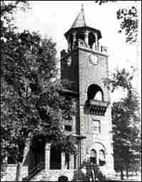 Rhea County Courthouse in 1925