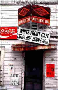 White Front Café