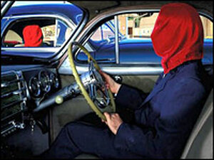 The Mars Volta's new CD art alludes to the album's theme: a diary found in car.