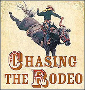 Cover of 'Chasing the Rodeo'
