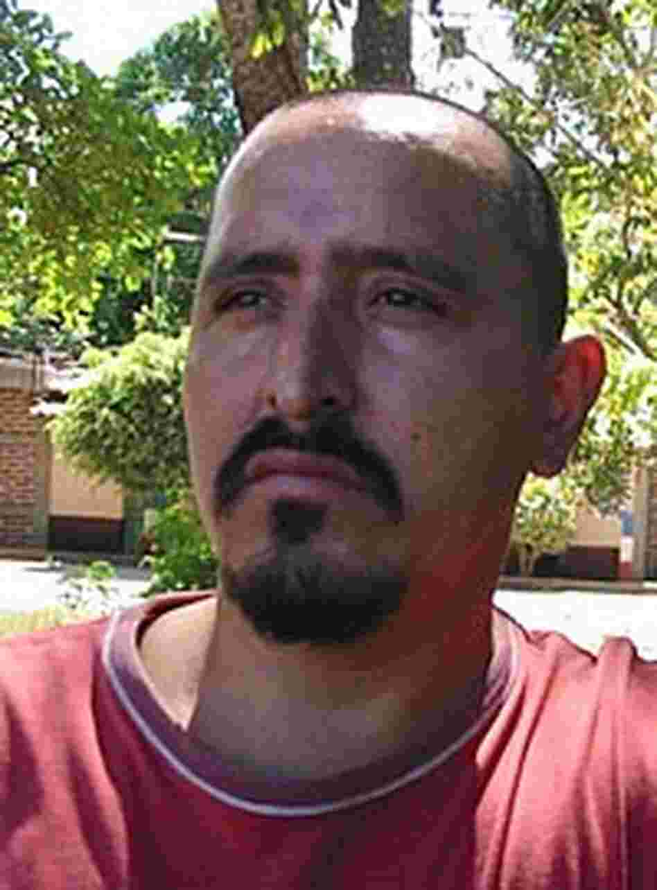 Ernesto Miranda, AKA Smokey, a co-founder of the Mara Salvatrucha