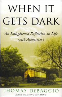 'When It Gets Dark' book cover
