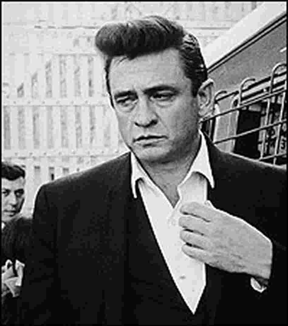 Johnny Cash inside California's Folsom Prison, 1968