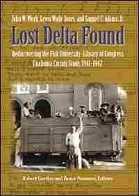 'Lost Delta Found' book cover