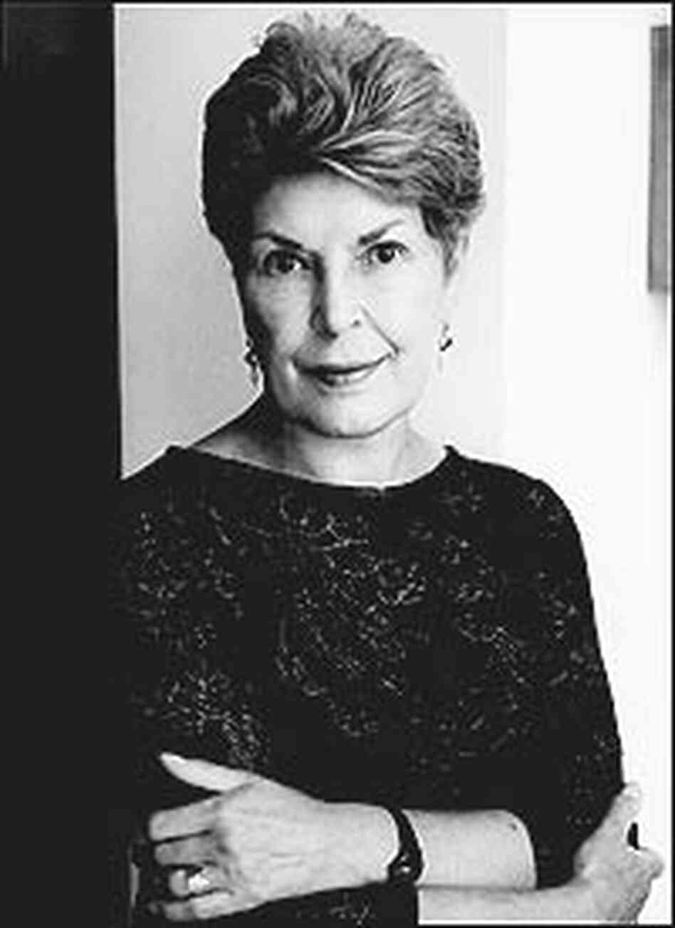 Ruth Rendell, author of '13 Steps Down'