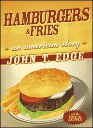 Cover of 'Hamburgers and Fries'