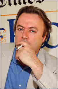 Christopher Hitchens in 2004