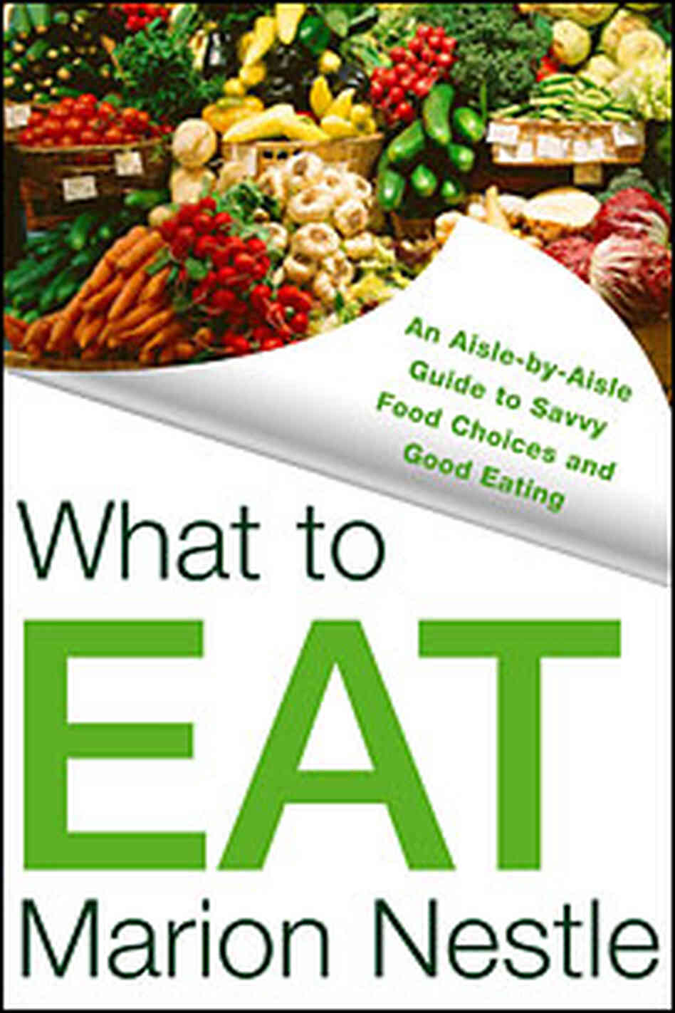 Cover of What to Eat