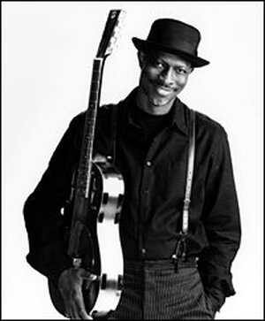 'Suitcase' is the eighth release from bluesman Keb Mo