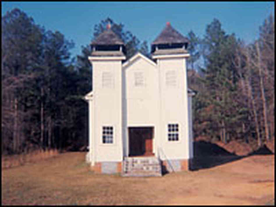 Church in Sprott, Ala.