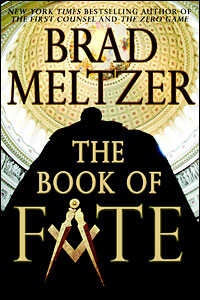 Cover of Brad Meltzer's 'Book of Fate'