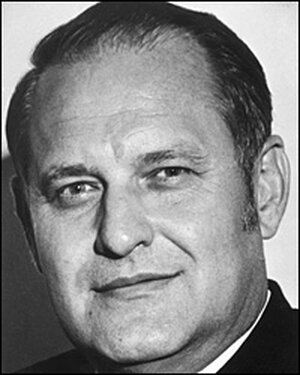 Anderson, seen here in 1971