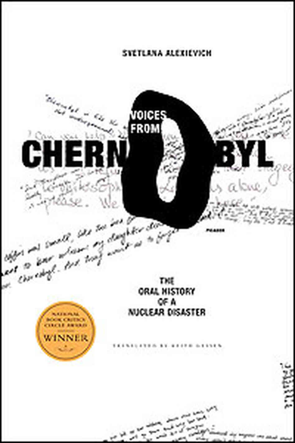 Voices of Chernobyl cover
