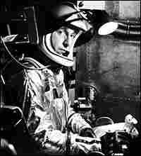 Test pilot Scott Crossfield