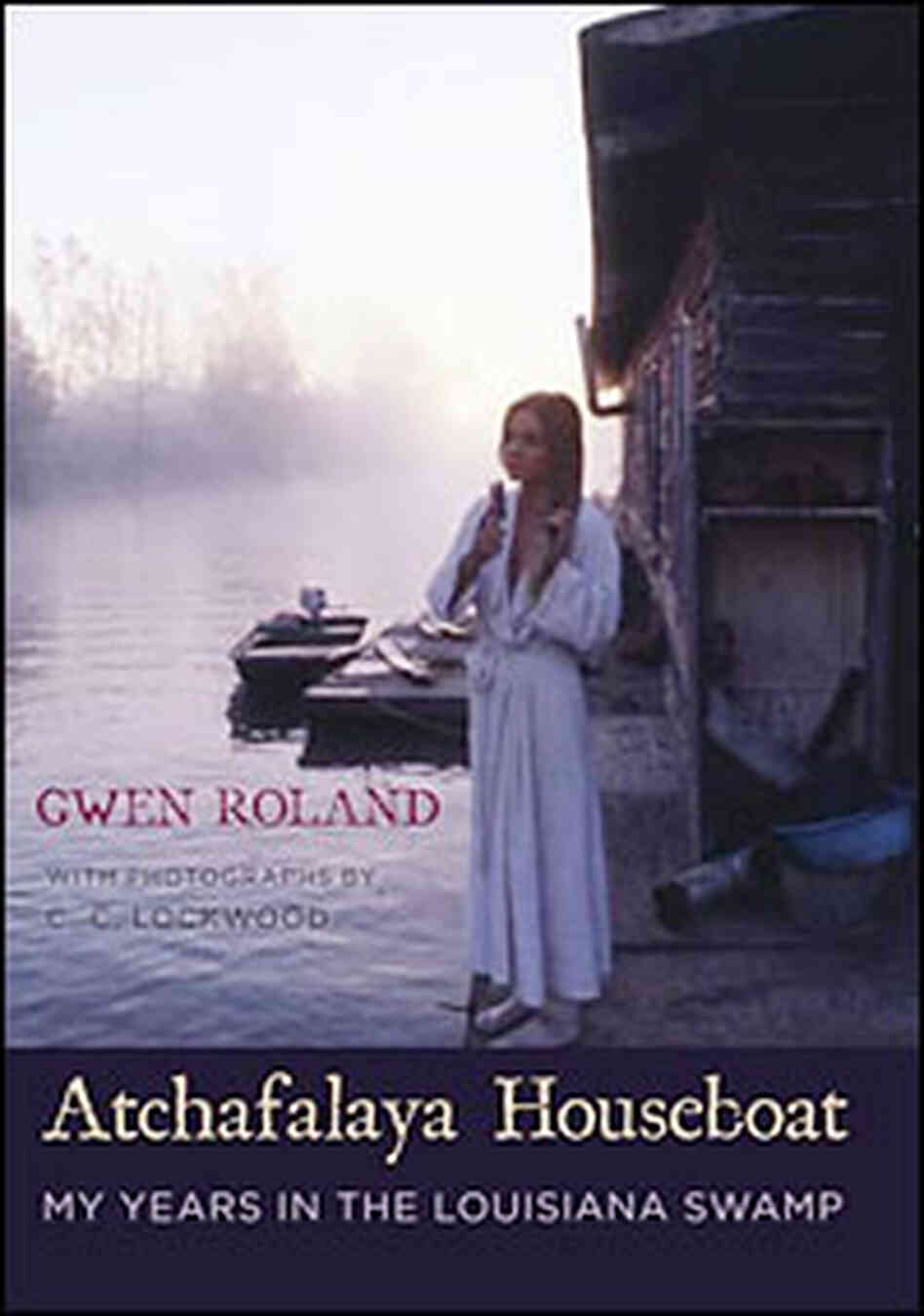 Cover of 'Atchafalaya Houseboat'