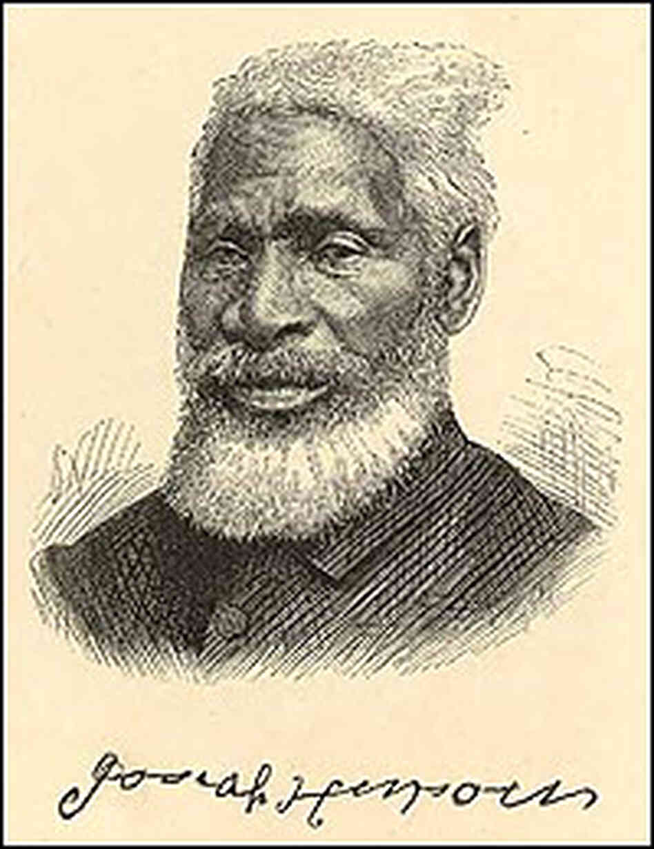 A portrait of Josiah Henson.