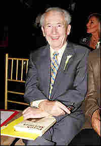 Frank McCourt, photographed in New York in October 2005.
