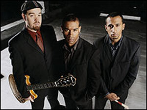 Soulive brings in the brass on a new CD.