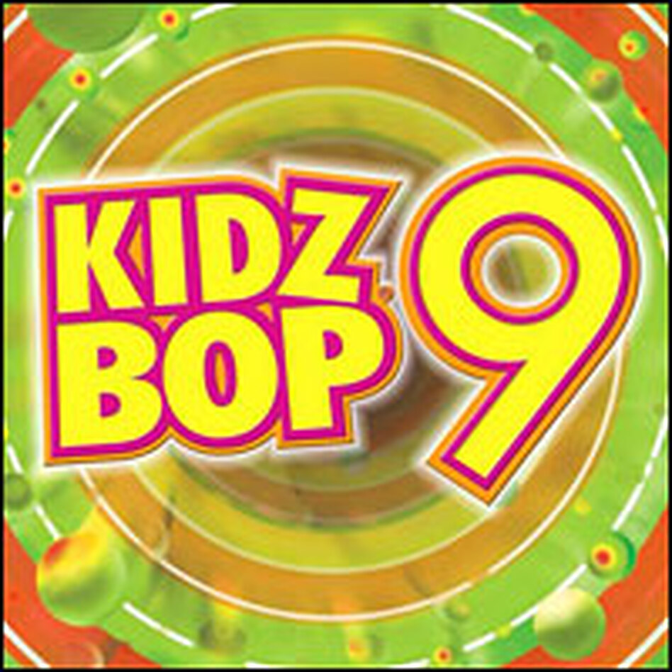 <em>Kidz Bop 9</em> offers hits originally performed by artists such as Mariah Carey, Kelly Clarkson and Gwen Stefani. There's also a <Em>Los Kidz Bop</em>, in Spanish.